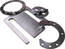 edge bonded oil and gas shims